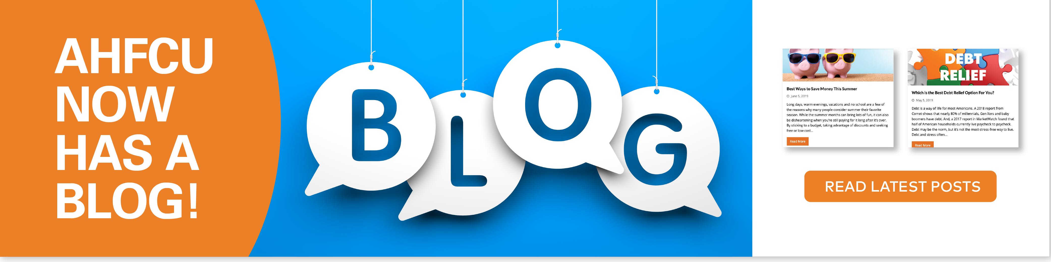 AHFCU blog